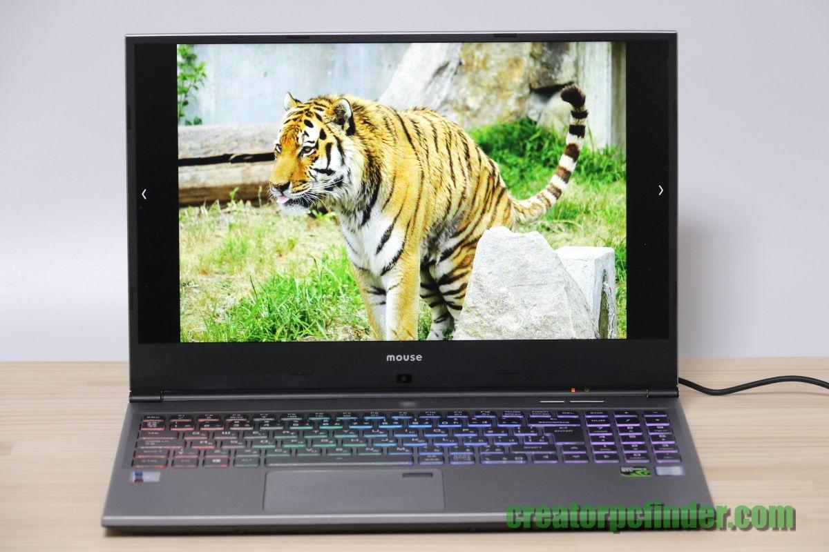 マウスコンピューター DAIV-NG5510