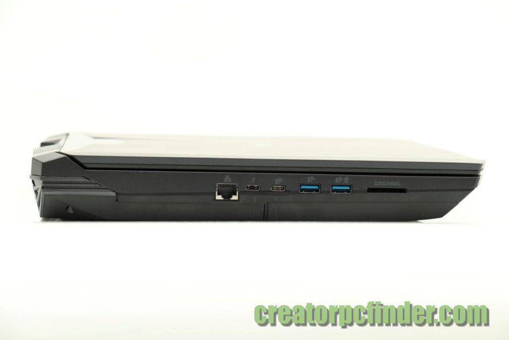 マウスコンピューター DAIV-NG7700 外観
