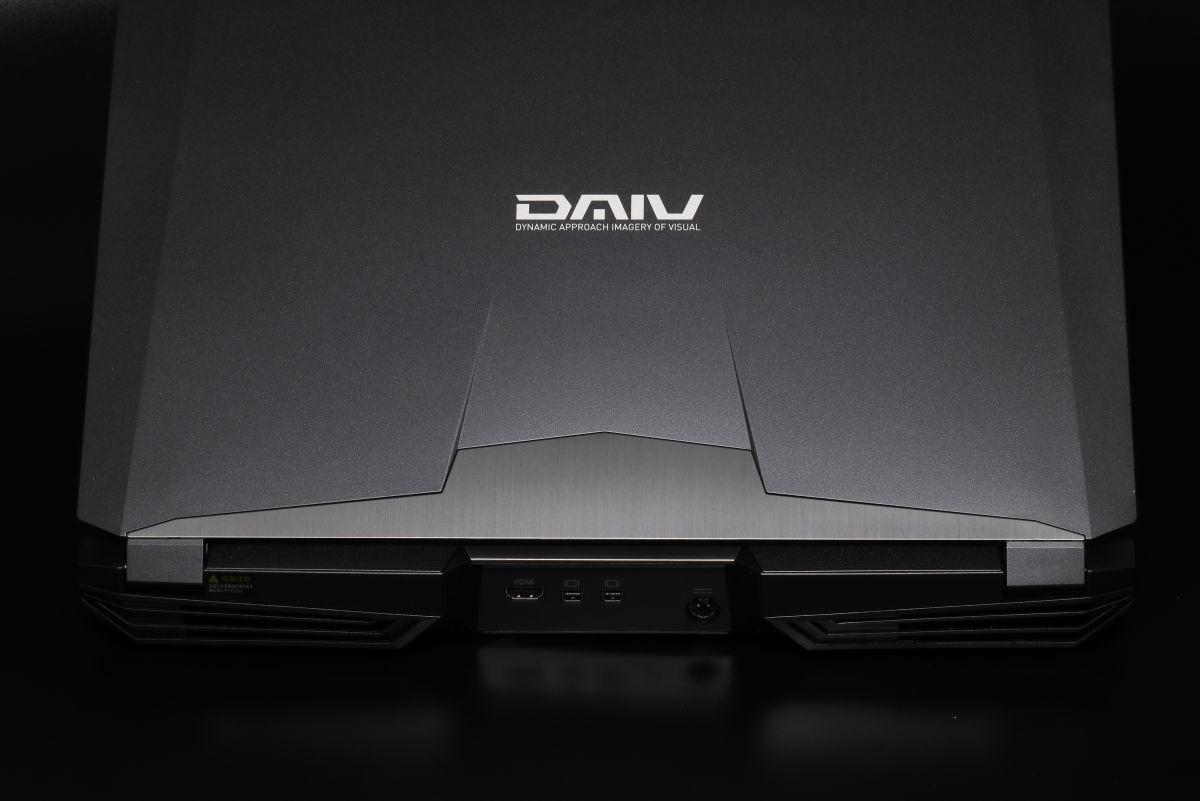 マウスコンピューター DAIV-NG7700
