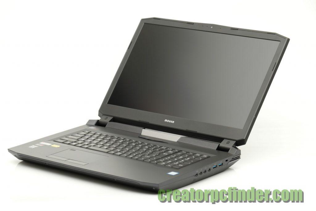 マウスコンピューター DAIV-NG7700 ディスプレイ