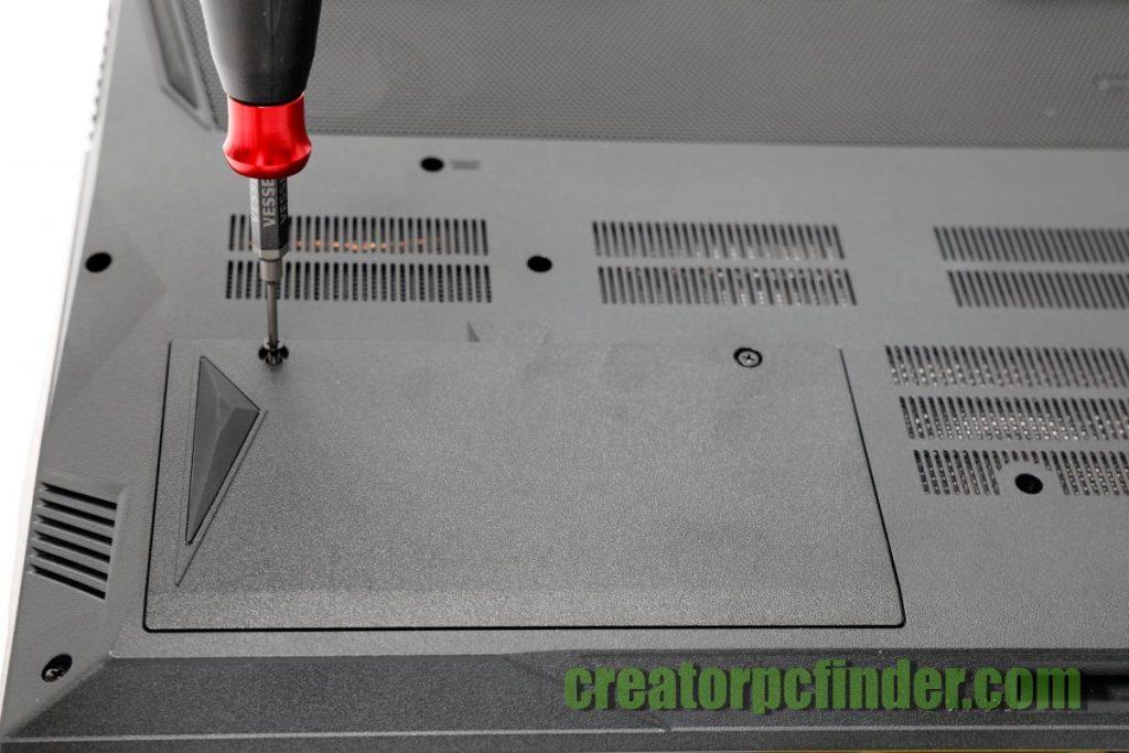 マウスコンピューター クリエイターノートPC DAIV 5N 外観