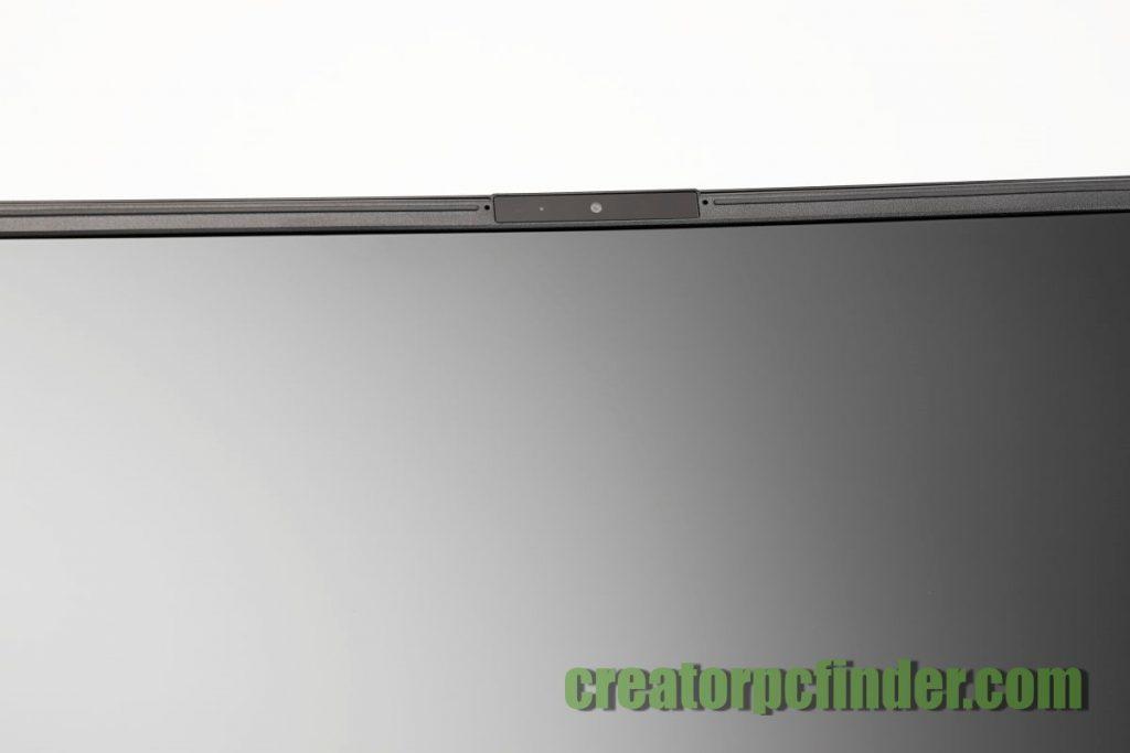 マウスコンピューター クリエイターノートPC DAIV 5N ディスプレイ